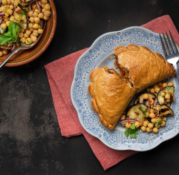moroccan pasty vegan