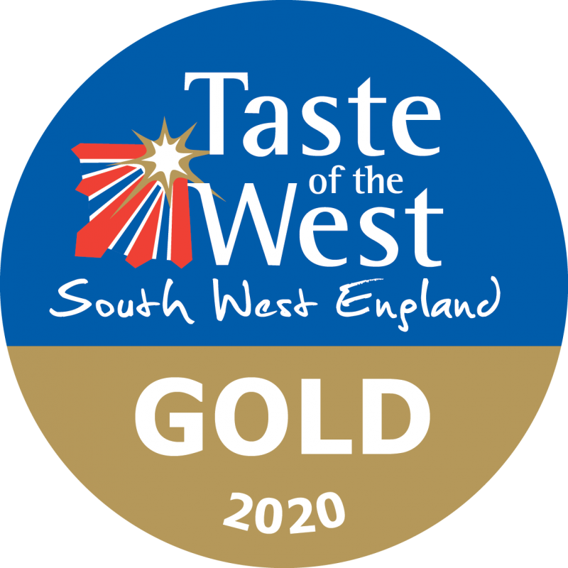 Ginsters Gold 2020 Taste of The West Awards