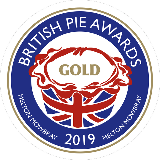 Ginsters British Pie Awards Gold Quorn Pasty