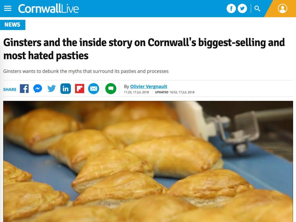 Cornwall Live
