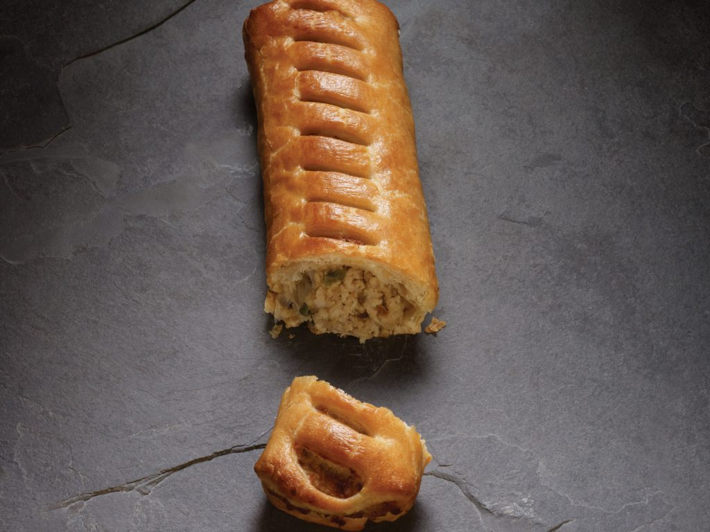 Large Ploughman's Sausage Roll