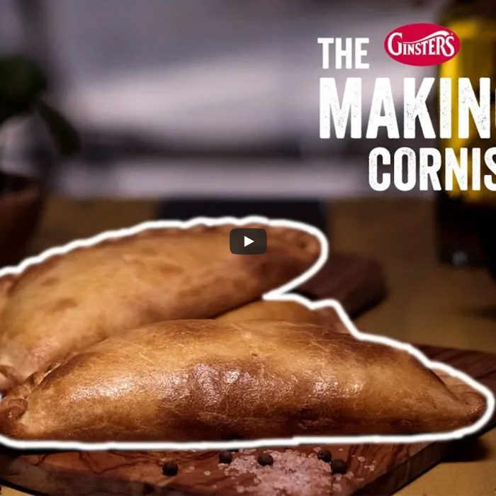 Making of a Cornish Pasty