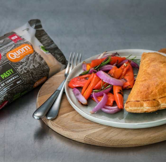 Ginsters Vegan Cornish Pasty